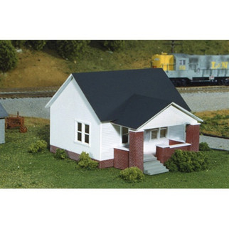 628-0203 Rix Products HO KIT Maxwell Ave House w/Side Porch