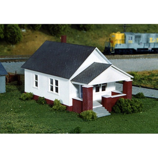 628-0202 Rix Products HO KIT Maxwell Ave House w/Front Porch
