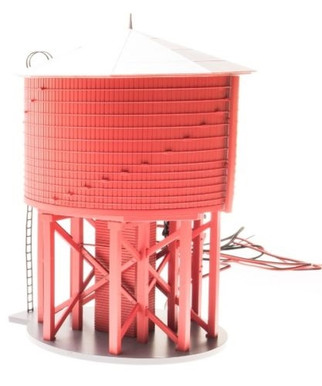 6090 HO Scale Broadway Limited Water Tower (Motorized w/Sound)