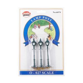 6079 O Model Power Square Frosted Lamp Post (3)