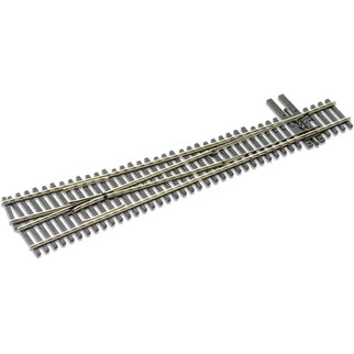 SL-8381 PECO Streamline #7 Right Hand Turnout-Insulfrog