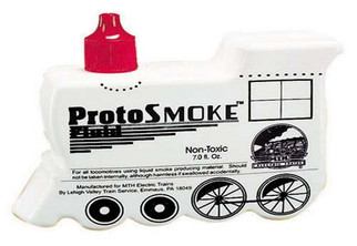 60-1045 MTH ProtoSmoke Fluid Unscented (7oz)