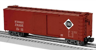 6-81836 O Lionel USRA Double-Sheathed Box Car-ERIE #71107