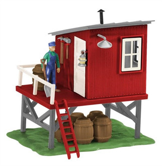6-81626 O Lionel Barrel Shed