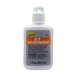 PT-16 Pacer Glue ZAP Z-7 Debonder