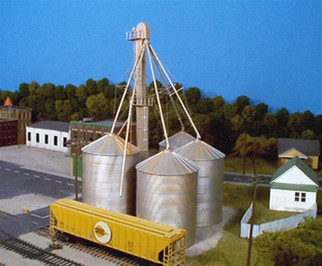 628-0407 HO RIX Products Grain Elevator