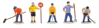 6-14241 Lionel O Work Crew People Pack