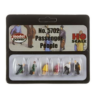 5702 HO Model Power Passenger Figures (6)