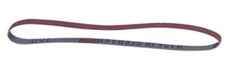 55680 Excel 5 #120 Grit Belts (Red)