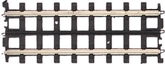 """45-1014 MTH O ScaleTrax 5.5"""" Half Track Section"""