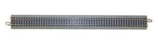 "44882 Bachmann  N Scale E-Z Track(R) w/Nickel Silver Rail & Gray Roadbed 10"" Straight"