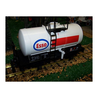 4040 ESD G LGB Tank Car-Esso (Scratch & Dent)