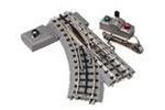 40-1043 MTH RealTrax O-42 Switch Right Hand