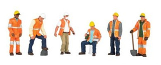 33156 Bachmann O Maintenance Workers (6)
