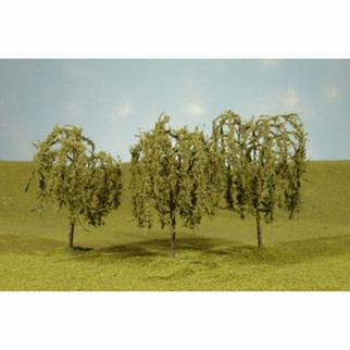 "32014 Bachmann 3""-3.5"" Willow Trees (3)"