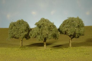 "32013 Bachmann(R) Scene Scapes(TM) 3""-3.5"" Oak Trees (3)"