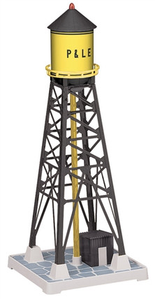 30-90264 O MTH RailKing #193 Industrial Water Tower-Pittsburgh & Lake Erie
