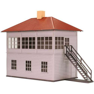 2009004 Atlas O trainman Switch Tower Kit
