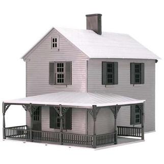 "2009002 Atlas ""O"" Trainman 2 story house kit"