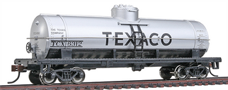 17828 HO Bachmann 40' Single Dome Tank Car-Texaco