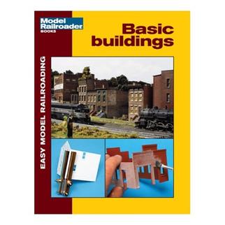 12413 Kalmbach Basic Buildings Easy Model RR Booklet