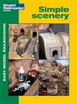 12404 Kalmbach Book Simple Scenery From Model Railroader