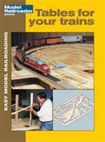12401 Kalmbach Books Tables for Your Trains
