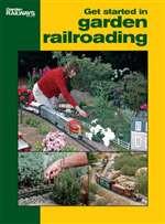 12415 Kalmbach Books Get Started in Garden Railroading