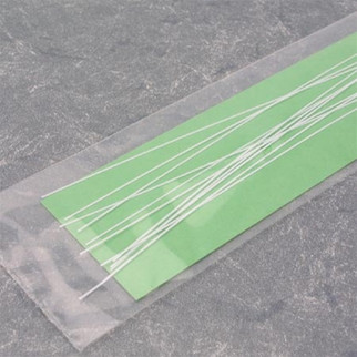 100 Evergreen Scale Models  Strip .010 x .020