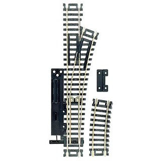 0861 Atlas HO-Code 100 Manual Snap Switch Right