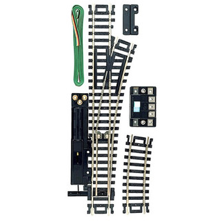 0851 Atlas HO Nickel Silver Code 100 Remote Snap-Switch Right