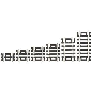 0847 Atlas HO-Code 100 Track Assortment