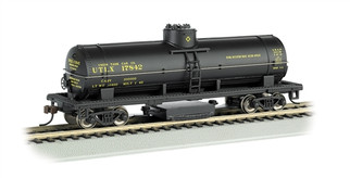 16302 HO Bachmann Track Cleaning Tank Car-UTLX