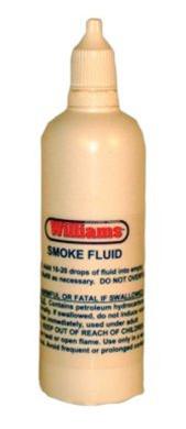 00251 Williams Smoke Fluid 4.5 oz.