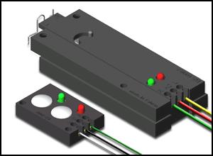 DZ-1000 Z-Stuff Switch Machine & Remote Controller