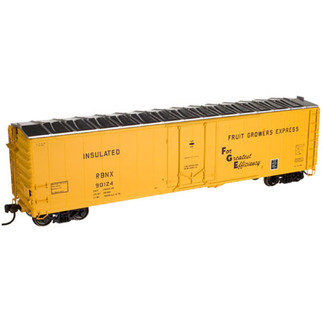 20001369 HO Scale Atlas 50' Plug Door Box Car Fruit Growers Express #90212