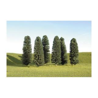"32105 Bachmann Scenescapes Cedar Trees 3-4""(9)"