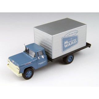 30440 HO Scale Classic Metal Works '60 Ford F-500 Delivery Truck-Montgomery Ward