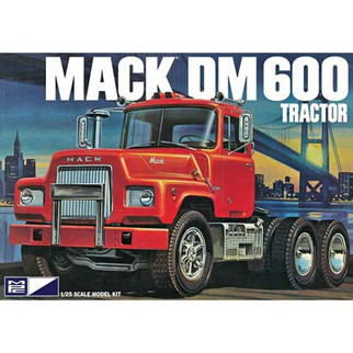 MPC859 MPC Mack DM600 1/25 Scale Plastic Model Kit