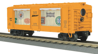 30-79513 O Scale MTH Premier Operating Action Car-BNSF