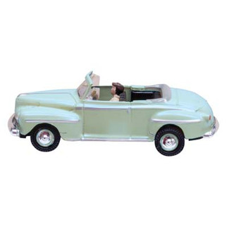 JP5594 HO Scale Woodland Scenics Cool Convertible (Just Plug Vehicle)