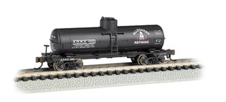 17861 N Scale Bachmann Single Dome Tank Car-Allegheny Refining