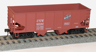 2582 HO Scale Accurail USRA Hopper Kit-Chicago & North Western