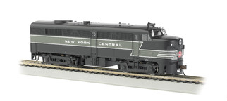 64702 HO Scale Bachmann ALCO FA-2 DCC Sound Locomotive-New York Central