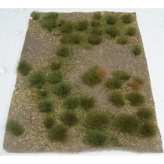"95602 JTT Scenery Landscape Detailing Wild Grasslands 5"" X 7"""