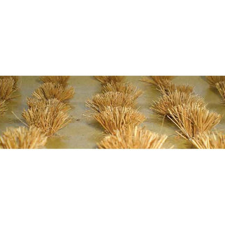 """95579 HO Scale JTT Scenery Detachable Wheat Bushes 3"""" High 30/pk"""