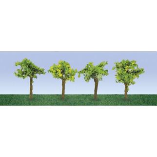 """95516 HO Scale Grape Vines 7/8"""" High 24/pk"""