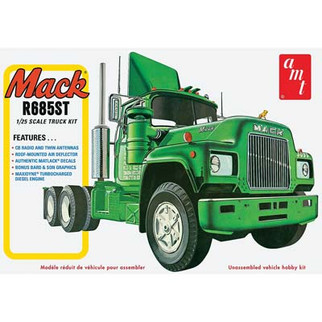 AMT1039 AMT Mack R685ST 1/25 Scale Plastic Model Kit