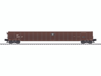 6-83321 O Scale Lionel 65' Mill Gondola-Southern Pacific #365117