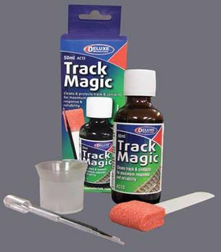 AC13 Deluxe Materials Track Magic Liquid Track Cleaner